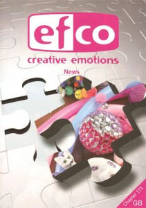 New Efco catalogue sections mailed August 2010
