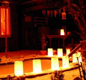 Luminaria lights