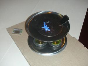 Efcolor tea light oven