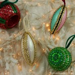 Projects4Crafers Christmas Bauble SO/0005