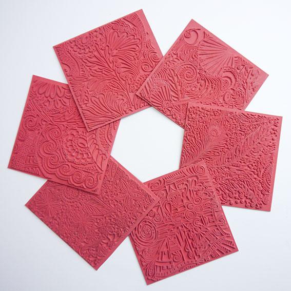 Efco Texture Mats