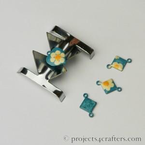 Efco 3-10mm mini enamelling stand