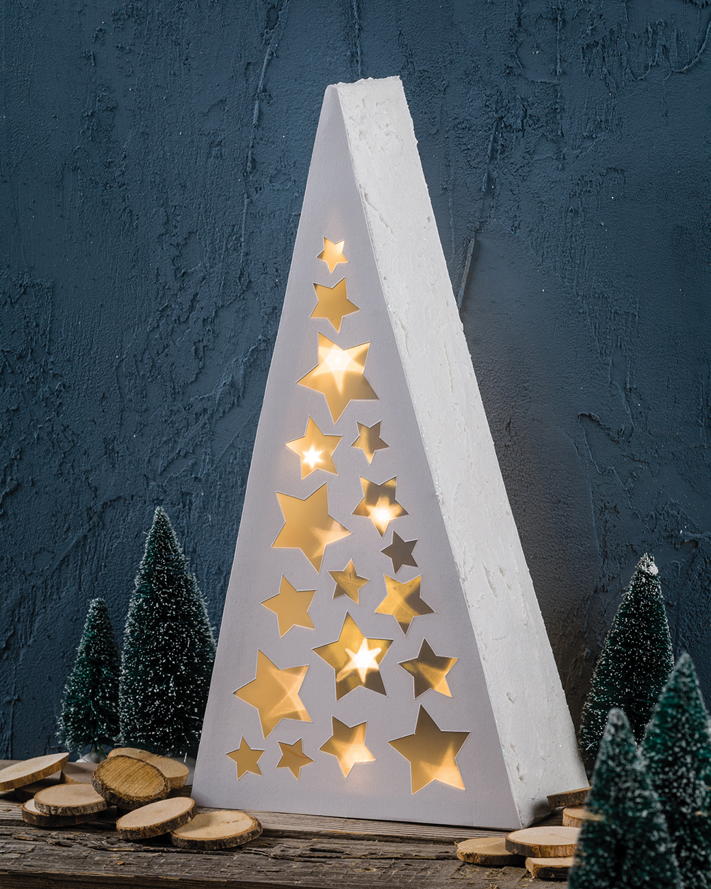 Efco Punch S Christmas Tree ~ 1,6 cm